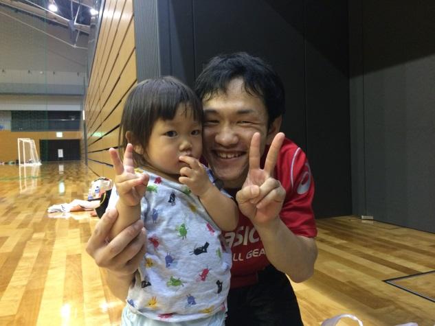 家族も応援バスケットボール大会